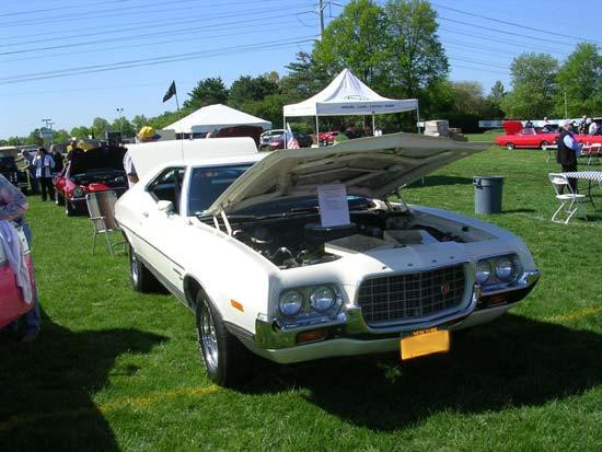 Ford Torino at New York Newsday's Field of Wheels