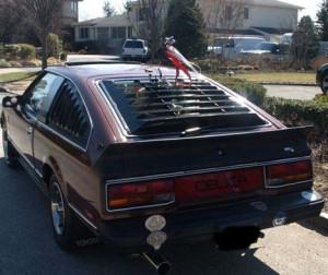 1980 Toyota Celica GT Liftback rearview