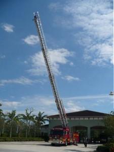 2010 Sutphen Ladder Truck