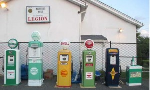 an-array-of-gasoline-pumps-at-the-GNYR's-Aug.-7th-2014-meeting.
